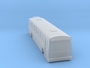N scale GM/MCI/nova classic bus 1 door in Frosted Ultra Detail