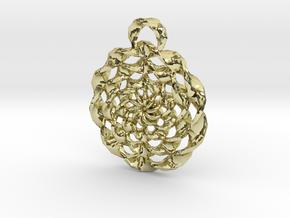 TwistedRings in 18k Gold Plated Brass
