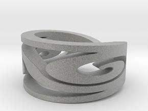 Celtic Swirl - Ring Size 8.5 in Metallic Plastic