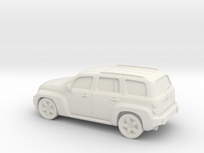 1/43 2006-11 Chevrolet HHR in White Natural Versatile Plastic