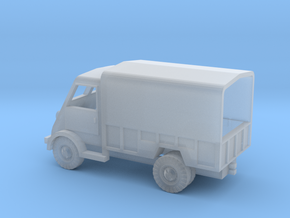 1/160 Peugeot DMA camion Truck in Smooth Fine Detail Plastic