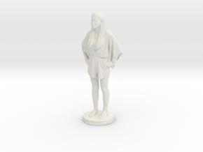 Printle C Femme 305 - 1/24 in White Natural Versatile Plastic