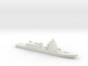 Pattugliatori Polivalenti d'Altura, 1/3000 in White Natural Versatile Plastic