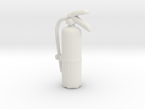 FireExtinguisher 2 in White Strong & Flexible