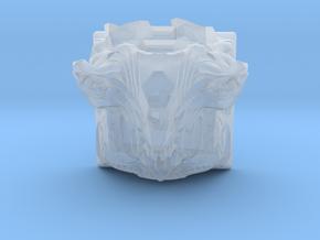 Golem Keycap (Cherry MX DSA) in Smooth Fine Detail Plastic