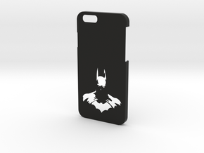 Iphone 6 Batman in Black Strong & Flexible