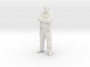 Printle C Homme 036 - 1/24 - wob in White Natural Versatile Plastic