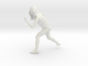 Printle C Femme 231 - 1/24 - wob in White Natural Versatile Plastic