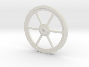 45mm sheaves in White Natural Versatile Plastic