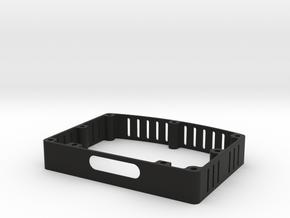 """5"""" eBay LCD Enclosure in Black Natural Versatile Plastic"""