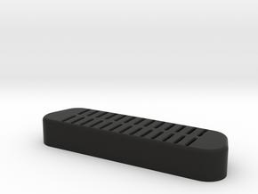 Leo Bodnar - SLI-Pro - Enclosure  in Black Natural Versatile Plastic