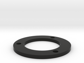 Antenna Elev. knob, upper part in Black Natural Versatile Plastic