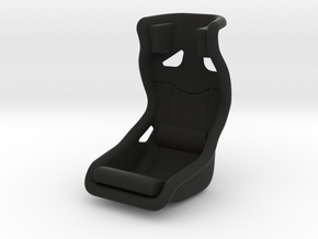 Race Seat - HM - 1/10 in Black Strong & Flexible