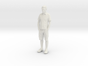 Printle C Homme 104 - 1/24 - wob in White Natural Versatile Plastic