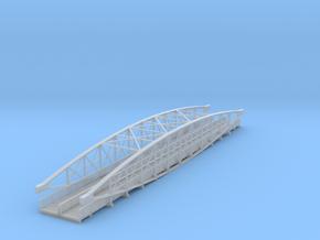 Hoogespoorbrug -tussenspant in Smooth Fine Detail Plastic