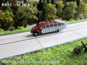 Opel Blitz Strassenzepp (N 1:160) in Frosted Ultra Detail