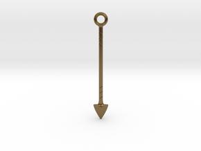 LJ's Arrow in Natural Bronze