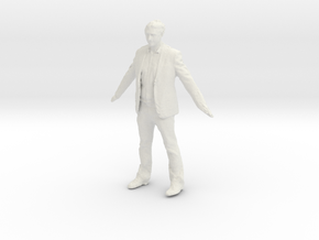 Printle C Homme 151 - 1/24 - wob in White Natural Versatile Plastic