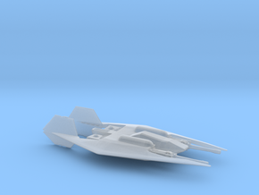 Narn Frazi Fighter (Babylon 5) HiRez, 1/270 in Smooth Fine Detail Plastic