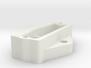 Ascender Bronco Rear Light - Bucket Left in White Natural Versatile Plastic