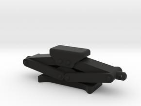 1/10th Scale Static Jack in Black Natural Versatile Plastic