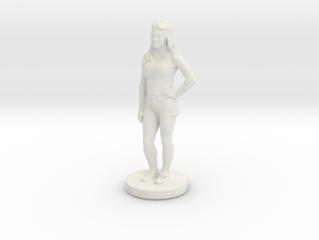 Printle C Femme 106 - 1/32 in White Strong & Flexible