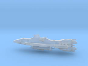 EA Tempest (Babylon 5), 1/10K in Frosted Ultra Detail