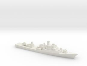 Koni-Class Frigate, 1/1800 in White Natural Versatile Plastic