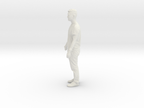Printle C Homme 192 - 1/24 - wob in White Natural Versatile Plastic