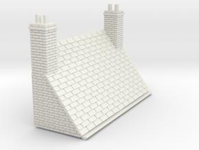 Z-87-lr-comp-l2r-level-roof-bc-nj in White Natural Versatile Plastic