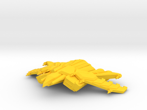 Colour Royal Falcons Grand Carrier in Yellow Processed Versatile Plastic