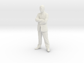 Printle B Homme 222 - 1/24 - wob in White Natural Versatile Plastic