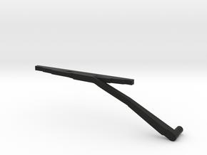 Windscreen wiper rear door D90 Gelande 1:18 in Black Strong & Flexible