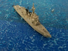 1/2000 JS Atago-class destroyer in Frosted Ultra Detail