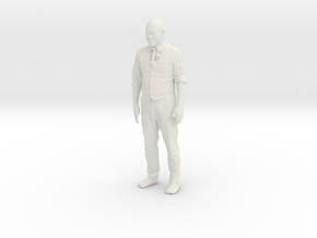 Printle C Homme 228 - 1/24 - wob in White Natural Versatile Plastic