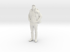 Printle C Homme 231 - 1/24 - wob in White Natural Versatile Plastic
