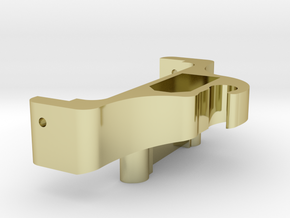 Walkera F210 3D Battery tray rear extension in 18k Gold