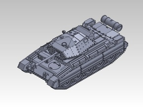 1/87 Cruiser Tank CRUSADER Mk.III in Frosted Ultra Detail