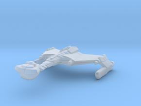 Klingon 'Warbird' (Kelvin Timeline) 1/7000 in Smooth Fine Detail Plastic