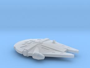 1:2700 Millenium Falcon for Zvezda Star Destroyer in Smoothest Fine Detail Plastic