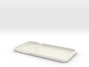 Constellation phone shell in White Strong & Flexible