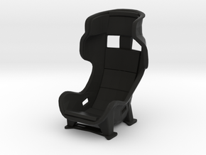 Race Seat AType 1 - 1/10 in Black Strong & Flexible