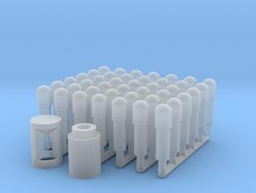 42 Weichen-Grenzzeichen in Smoothest Fine Detail Plastic