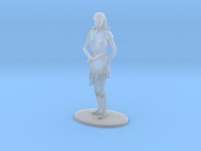 Elven Magic-User Miniature in Smoothest Fine Detail Plastic: 1:60.96