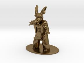 Cerebus the Aardvark Miniature in Natural Bronze: 1:60.96