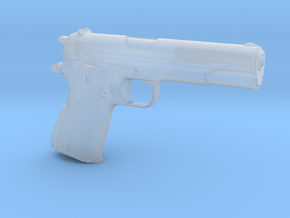 1/4 Scale Government Issue Colt 1911 in Frosted Ultra Detail