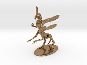 Gharton Miniature in Natural Brass: 1:60.96