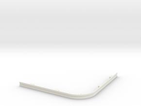 Für Anki Overdrive - Leitplanke Kreuzung V3 in White Natural Versatile Plastic
