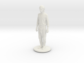 Printle C Homme 007 - 1/48 in White Strong & Flexible