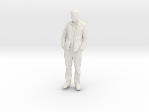 Printle C Homme 263-w/o base in White Strong & Flexible